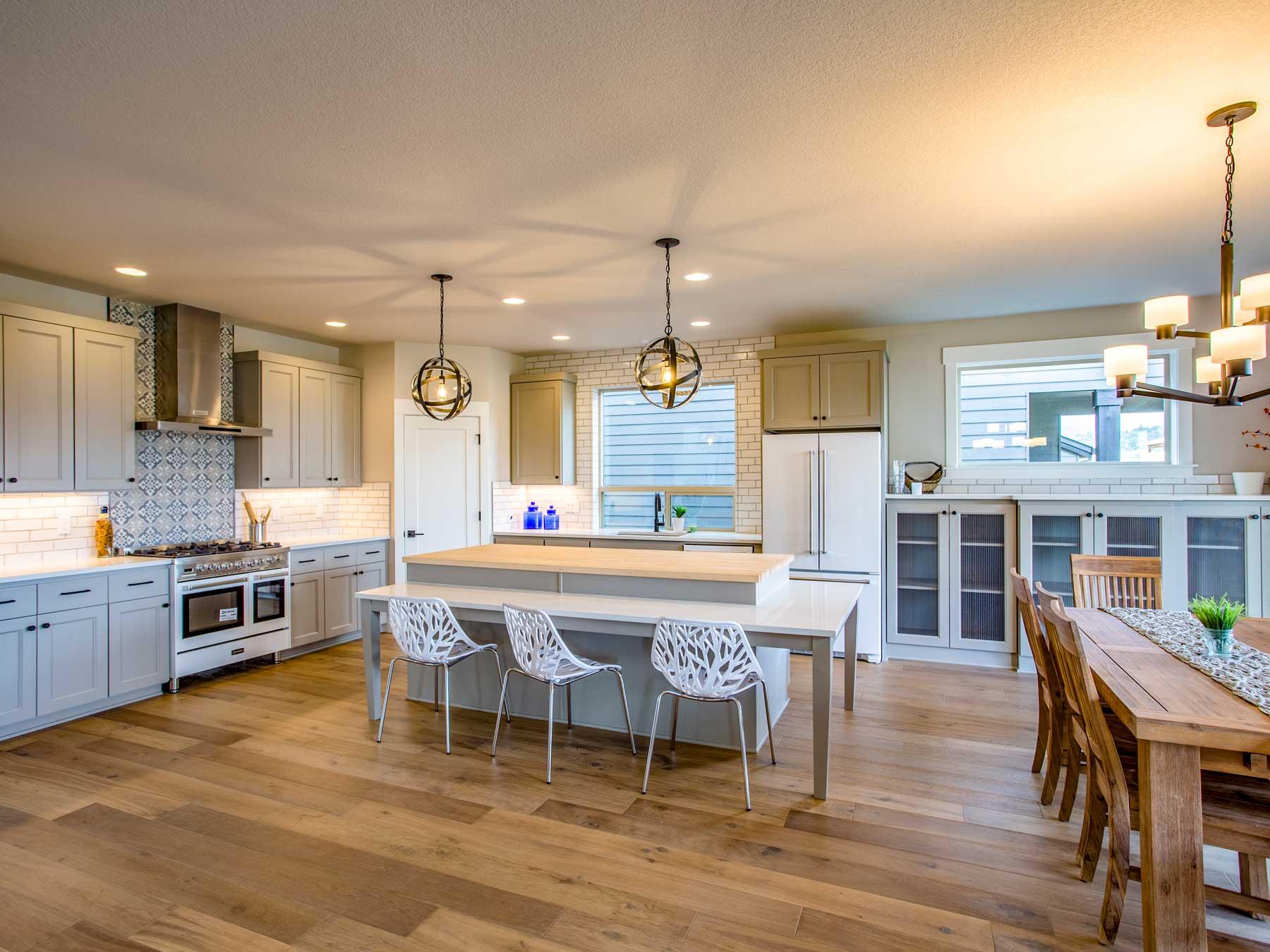 Beaverton Kitchen - Nova Casework